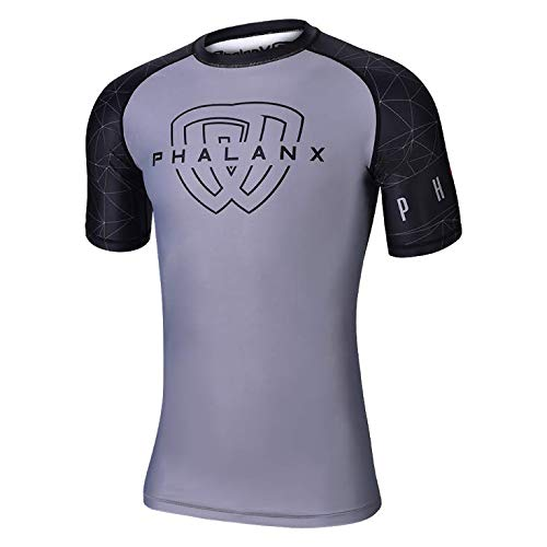 Phalanx rash guard bjj 2019