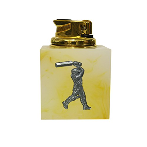 Cricket table lighter by Knight