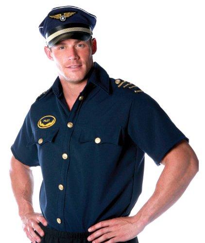 Under (Mile High Captain Costume)