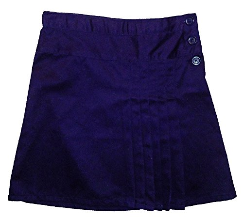 - Gap Kids Girls Navy Pleated School Uniform Skirt 7