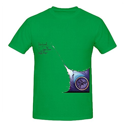 Peter Hammill The Silent Corner And Empty Stage Soundtrack Men DTG Tee Green