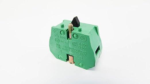 Automation Direct ECX-1040 Contact Block ECX1040: Amazon com