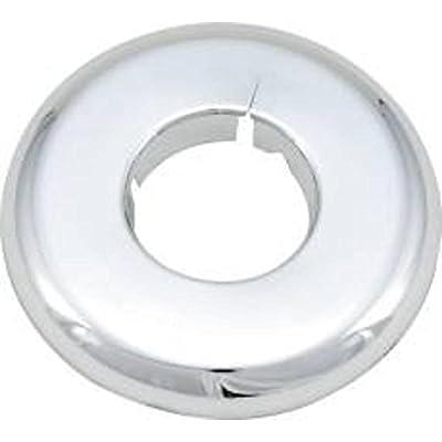 "231411 Split Escutcheon Chrome Plated Plastic 1/2"""" Cts"