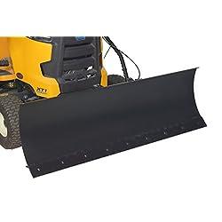 """DENALI 46"""" Snow Plow Kit - Lawn Tractors, Cub"""