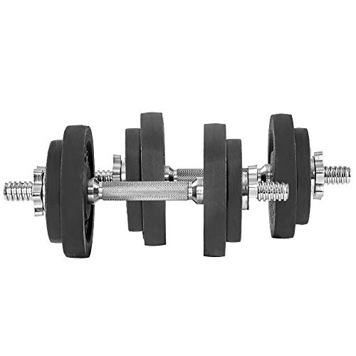 PAPABABE Adjustable Dumbbells Set Cast Iron 40 50 52.5 65 105 to 200LBS