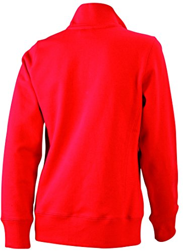 James & Nicholson – Jacket N9294 rojo