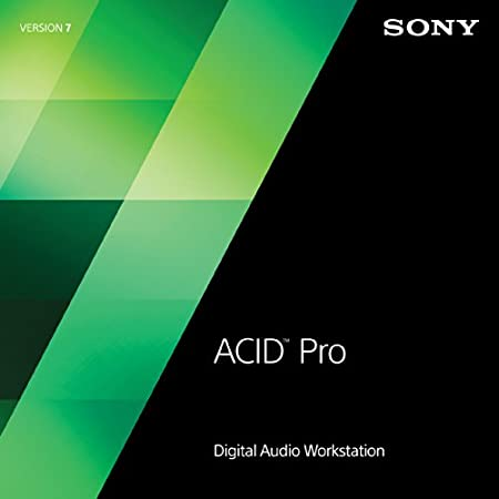 Sony ACID Pro 7 [Download]