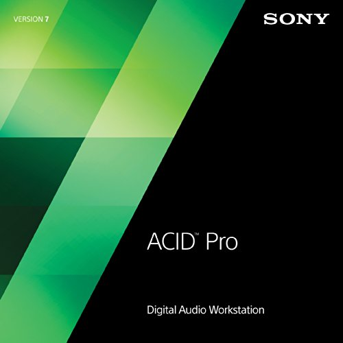 Sony ACID Pro 7 [Download] (Professional Audio Editing Software)