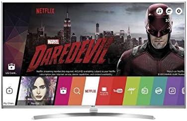 LG - TV 60uh8507 uhd 4 k 3D – 151 cm: Amazon.es: Hogar