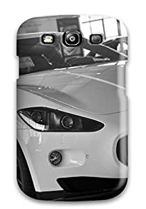 lintao diy Awesome Maserati Granturismo Mc Line Bw Flip Case With Fashion Design For Galaxy S3