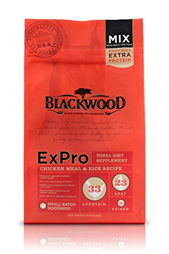 Blackwood Pet Food Active Protein Supplement Dry Pet Food, 5 lb Review