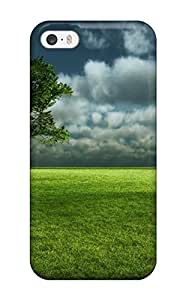 Awesome Design Landscape Earth Hard Case Cover For Iphone 5/5s