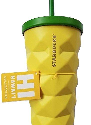 스타벅스 하와이 한정 스테인레스제 파인애플 텀블러 Starbucks Pineapple Tumbler Hawaii Limited