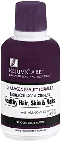 Windmill Health Products RejuviCare Collagen Beauty Formula Grape Flavor 16 fl. oz