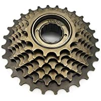 Lista 21 Speed 7 Speed Bike Freewheel 14-28 T Cassette Road Bike Flywheel Mountain Bike Freewheel Bicycles Screw Type