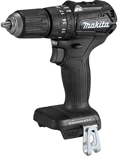 Makita XPH11ZB 18V LXT Lithium-Ion Sub-Compact Brushless Cordless 1 2 Hammer Driver-Drill, Tool Only