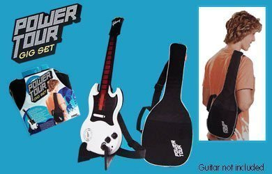 autentico en linea Power Tour Gig Set with Cochery Case Case Case and DisJugar Stand by Tiger Electronics  forma única