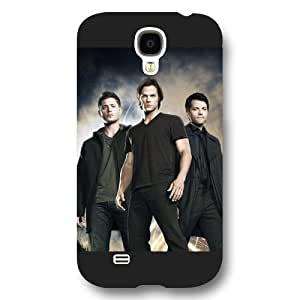 UniqueBox - Customized Black Frosted Samsung Galaxy S4 Case, Supernatural Samsung S4 case, Only fit Samsung Galaxy S4 WANGJING JINDA