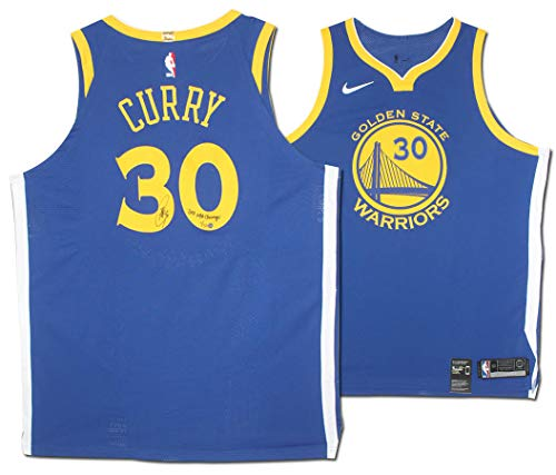 - STEPHEN CURRY Autographed