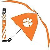 McArthur Clemson Tigers Umbrella 42 inches automatic folding