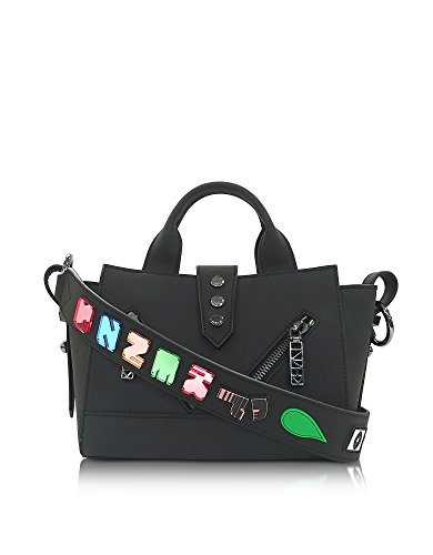 kenzo-womens-f752sa107l1699-black-leather-handbag