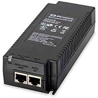 Microsemi Single-Port, 60W Gigabit Midspan, 4-Pairs, 802.3at Compliant