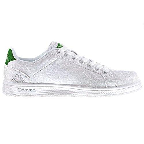 Kappa Kappa GALTER 4 BLACK White-Green