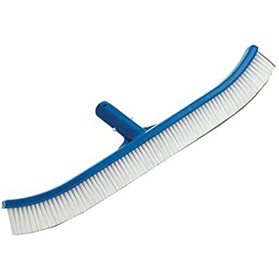 Jed Pool tools Inc 70-260 18-Inch Curved Pool Wall Cleaning Brush