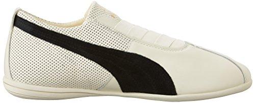 Puma Wos Eskiva Low Schuhe Whisper White-Black