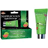 Nipplicious Nipple Arousal Gel Tube, Watermelon, 1 Ounce