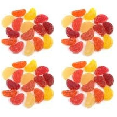 Sunridge Farms Candy, Sunny Fruit Slices, 10 Pound by SunRidge Farms