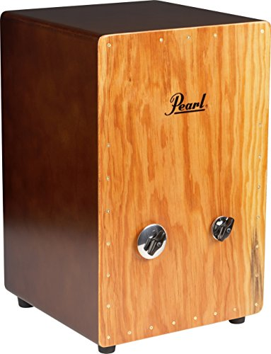 Pearl PBC507JC Primero Jingle Box Cajon - Gypsy Brown