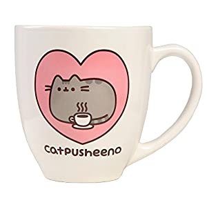 Amazoncom Pusheen Cat 18 Oz Mug Kitchen amp Dining