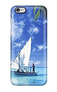 New Case For HTC One M8 Cover Casing(sailing Over Indian Ocean)