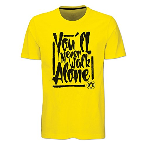 You'll Never Walk Alone-T-Shirt M