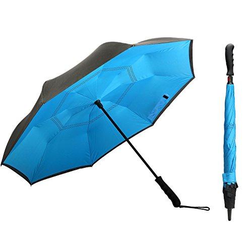 IDAODAN Umbrellas Windproof Protection Repellent product image