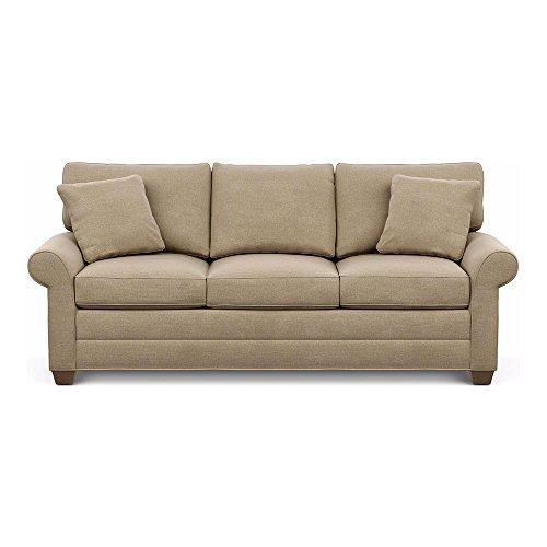 "Ethan Allen Bennett Roll-Arm Sofa, Quick Ship, 86"", Palmer O"