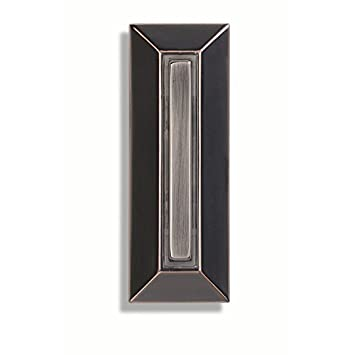 (1) Style Selection Oil Rubbed Bronze Doorbell Button UT-755-02  sc 1 st  Amazon.com & 1) Style Selection Oil Rubbed Bronze Doorbell Button UT-755-02 ...