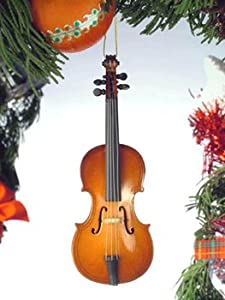 Amazon.com: Cello Christmas Ornament: Home & Kitchen