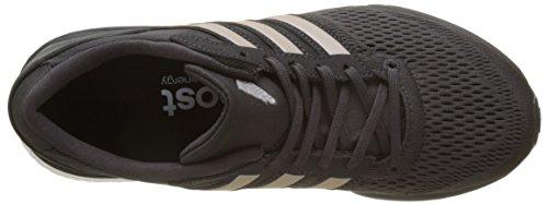 adidas Women's Adizero Boston 6 W Running Shoes Black (Utility Black F16/Platin Met.s16/Core Black) xQPWALVKSz