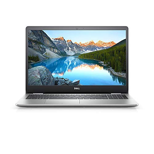 Dell Inspiron 5593 15.6-inch Laptop (10th Gen i5-1035G1/8GB/1TB HDD + 256GB SSD/Windows 10/Integrated Graphics), Silver