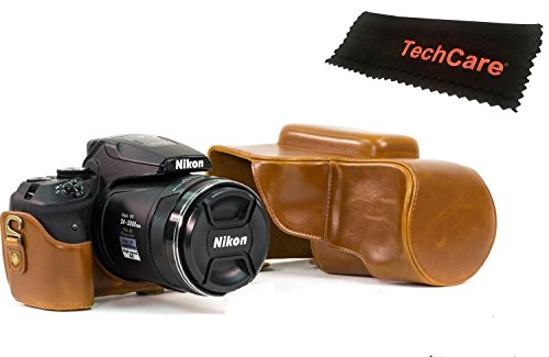 TechCare Protective Leather Coolpix Digital product image