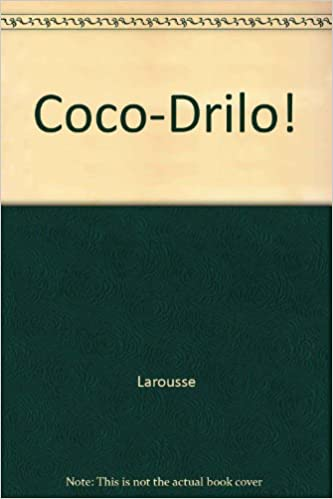 Book Coco-Drilo! (Spanish Edition)
