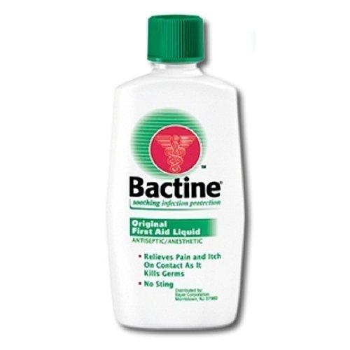 Bactine Original First Aid Liquid 4 fl oz (pack of 2) by Bactine