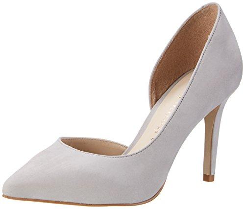 BronxBx 1245 Bcotex - Zapatos de Tacón Mujer Gris