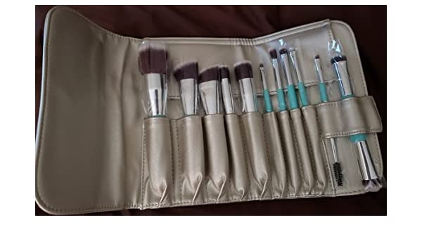 Amazon.com: Makeup Profesional Brushes Collection Zermat ...