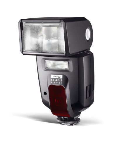 Metz MZ 58311C 58 AF-1C Flash for Canon Cameras