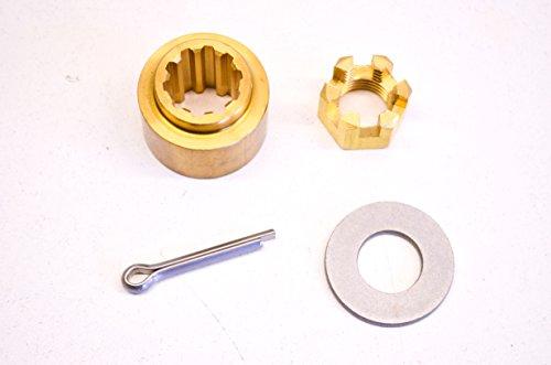 Suzuki OEM Propeller Hardware Kit for DF 20-30 and DT25-30 57630-96300 (Propeller Hardware)