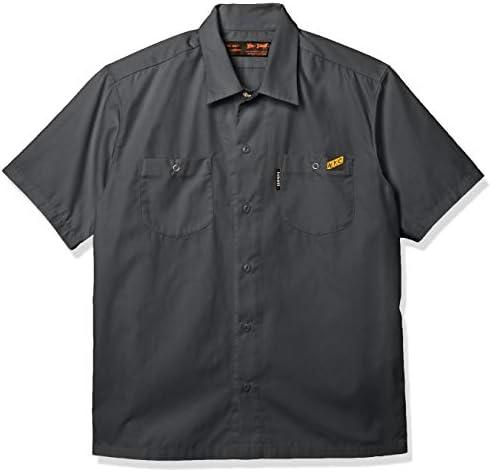 ワークシャツ TC WORK SHIRTS OVAL LOGO 3105031 メンズ
