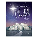Needzo Religious Advent Calendar, A Child is